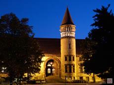 Views of the OSU Alumni Club of Northwest Ohio campus