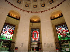 Views of the OSU Alumni Club of Northwest Ohio campus