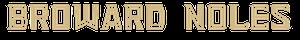 Seminole Club of Broward County Logo