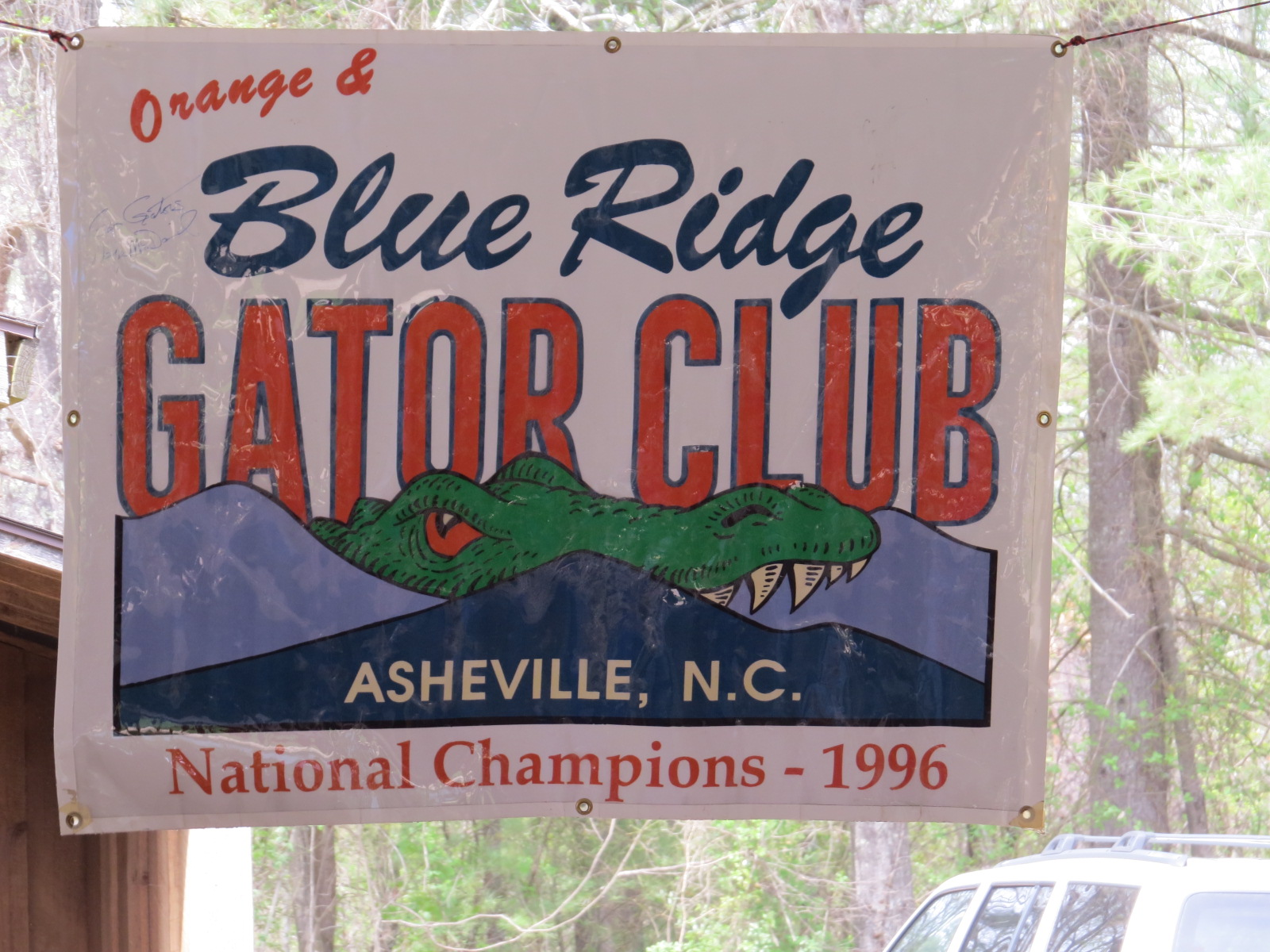 Blue Ridge Gator Club